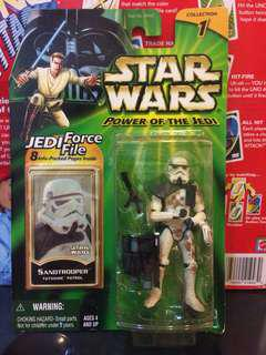 Star Wars 90s Toys Figure 3.75 inch