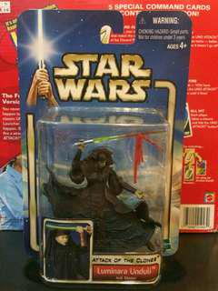 Star Wars 90s Figure Luminara Unduli