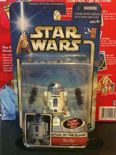 Star Wars Figure 90s Toys R2-D2