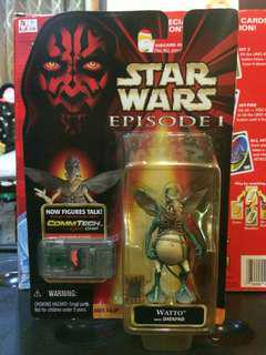 Star Wars Figure 90s Toys - Watto