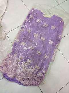 Baju Kurung Lace Moden