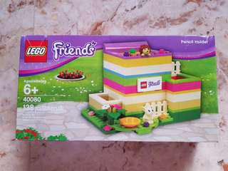 LEGO 40080 Friends Pencil Holder