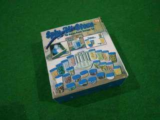 Tupperware Lookalike Storage