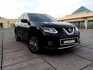 Nissan XTRAIL 2.5 L AT 2015