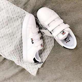 Fila 白波鞋