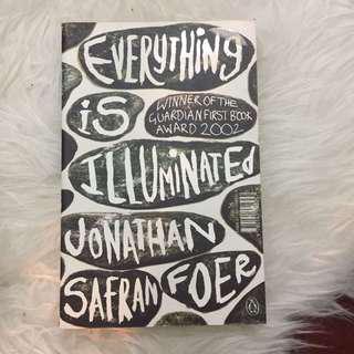 🚚 Everything Is Illuminated by Jonathan Safran Foer