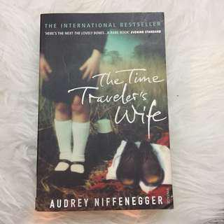 🚚 The Time Traveler's Wife