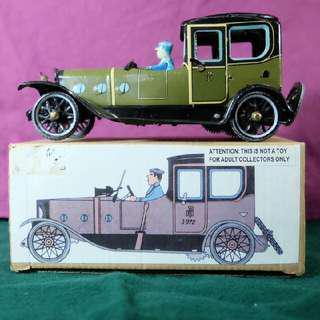 Tin Toys (Mainan Kaleng) Mobil Vintage