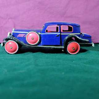 Mobil Classic Bahan Kaleng (Tin Tous