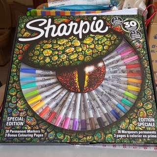 Sharpie Permanent Markers (30 count)