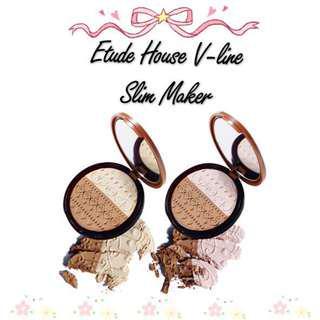 ✨INSTOCK! Etude House V-line Slim Maker