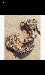 Snakeskin 👠