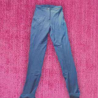 High waist trousers leggings size 12