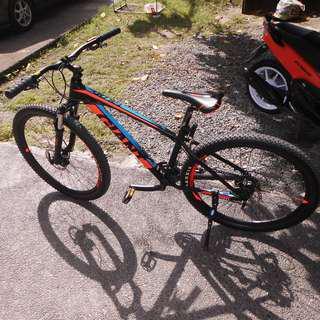 Giant Talon 3 Mountain Bike not Trinx BMC Merida Cannondale Shimano mosso scooter