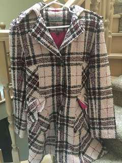 Aldo Pink Jacket Size M