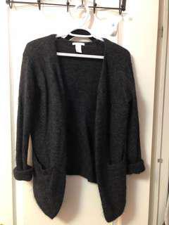 H&M wool cardigan