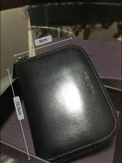 Prada 100%aut. and 90%new card holder/small wallet
