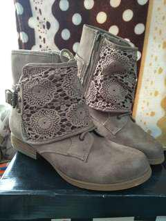 Auth Not Rated boots