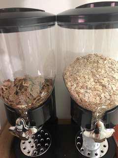 🚚 麥片機 穀片分配機