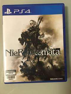 尼爾 Nier 中文版 PS4