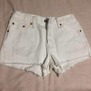 LEVIS - White Shorts