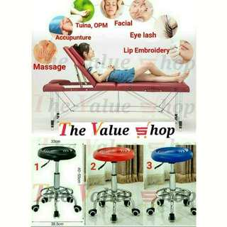 5 in 1 Multi purpose Portable Foldable Lifted Facial Massage Bed