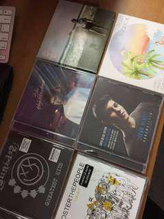 Individual CD Albums or the whole lot