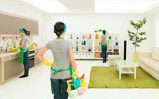 HOME CLEANING PROMO TODAY!