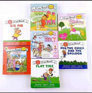 Pdf files of 220 sight words + 84 pocket size phonics books