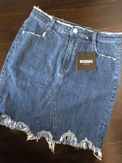 Misguided Skirt size 10