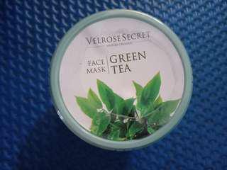velrose secret green tea