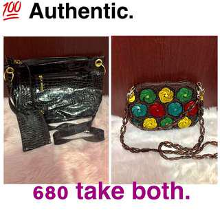 Take both. 👜Super sale👜