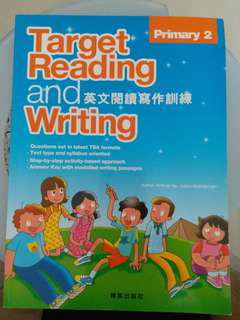 Target reading and writing P.2