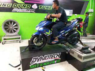 Dyno Rental & Tuning For Motorcycle