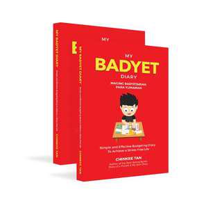 For sale  BADYET BOOK BY CHINKEE TAN