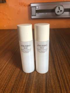 Lots of 2 Shiseido Ibuki softening concentrate