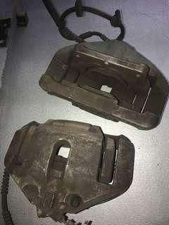 Bmw 535 F10 front brake caliper set