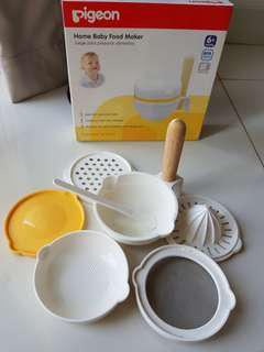 Pigeon Home Baby Food Maker