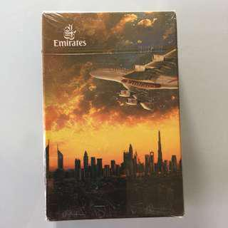 [NEW] Emirates Airlines Playing Card