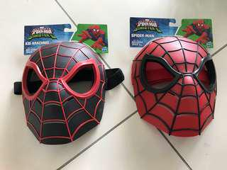 #Under90 Spiderman mask