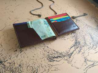 Leather Money Clip 🎁free name emboss