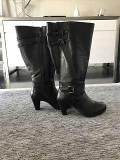 Addition Elle high boots