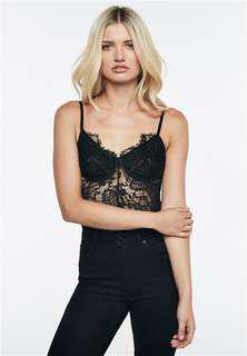 Bardot Britney Bodysuit, Size 8 Brand New