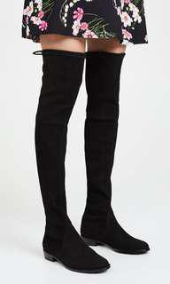 Lowland Flat over the knee boot size 37.5