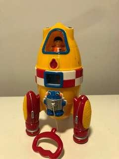 Wow toys Ronnie rocket from UK