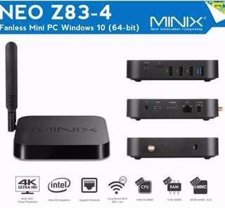NEOZ83-4PRO WINDOWS 10 PRO MINI PC. 🔥Fast deal $250🔥