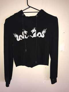 I am Gia hoodie size small