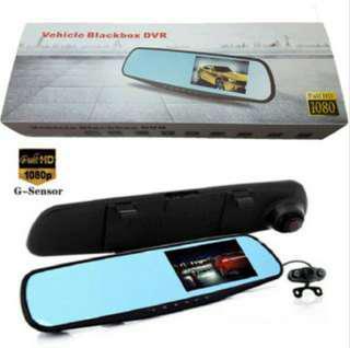 CAR VEHICLE BLACKBOX DVR FULL HD 1080P
