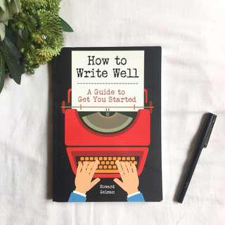 How to write well #