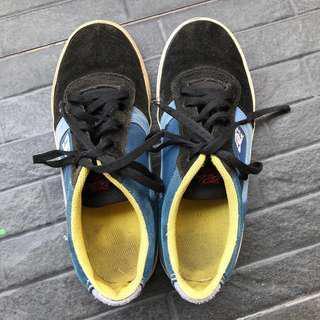 Sepatu sneakers DC (Black) #MauiIphoneX